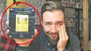 J'AI PERDU MA CARTE À 9500 EUROS EN OR !! ( Challenge )
