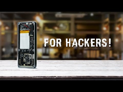 This Phone is For Hackers!