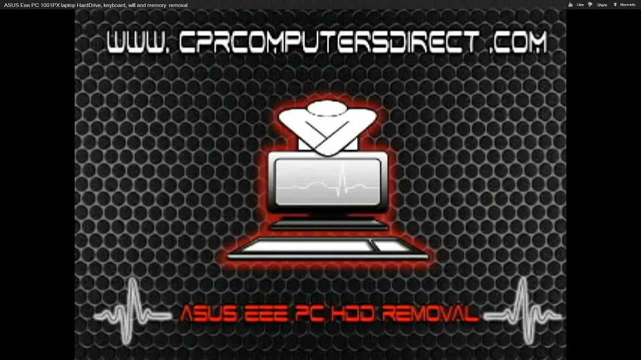 Asus Eee PC 1001PX WLAN Drivers Mac