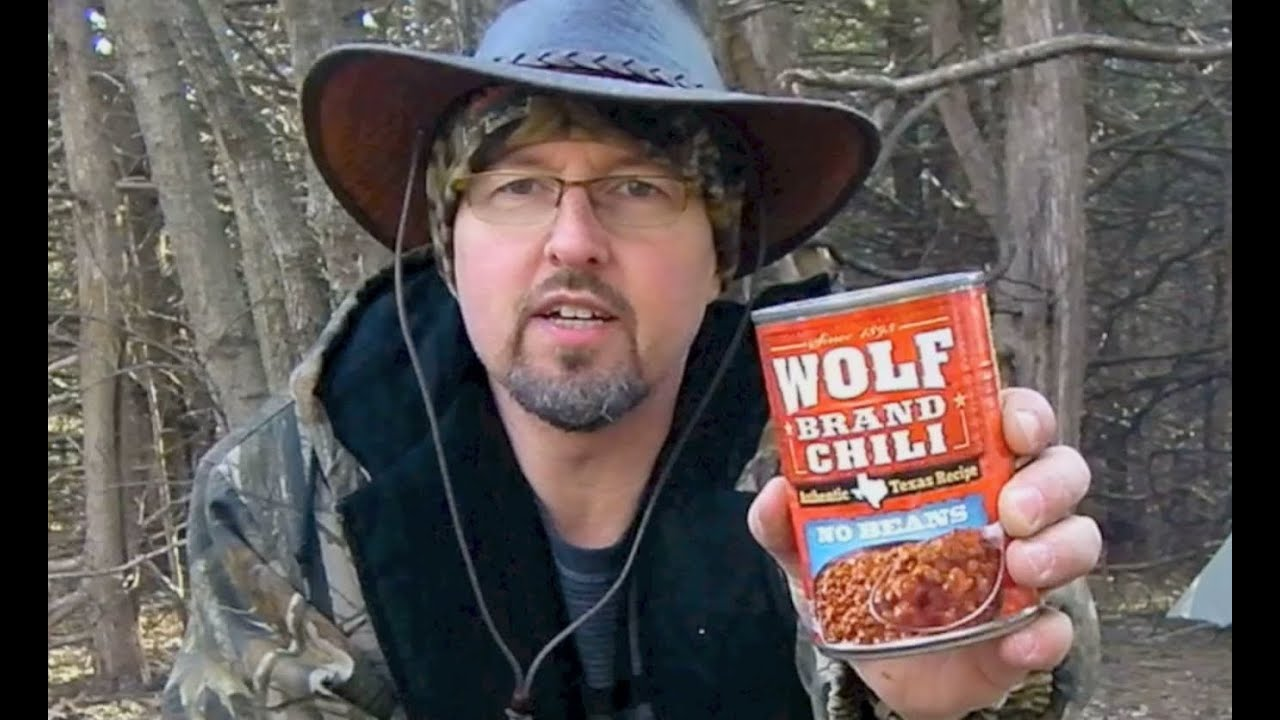 Wolf Brand Chili Taste Test And Review Youtube