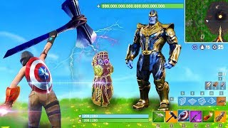 The GREAT AVENGERS Update 😱 New Mode, Skins, Emote and Live Event | Fortnite Endgame English