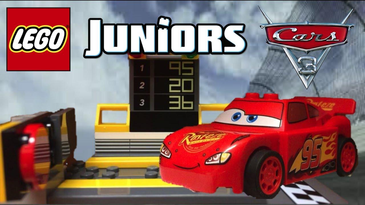 Lego Disney Cars  Lightning Mcqueen
