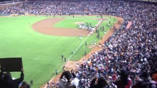 San Francisco Giants Win 2012 NL West Division Title!  9/22/12
