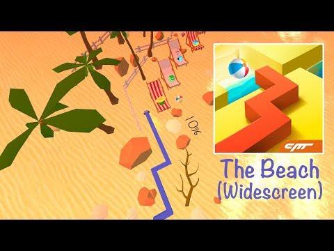 Dancing Line - The Beach (Widescreen)