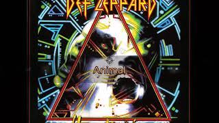 D̲ef L̲eppard - H̲ysteria Full Album 1987