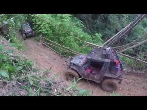 OFF ROAD EXTREME 4x4 2017  (MALANYAH TEAM)