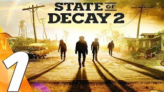 State of Decay 2 - Gameplay Walkthrough Part 1 - Prologue (Full Game) Ultra Settings