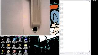 Repeat youtube video jmyron webcam serial data test