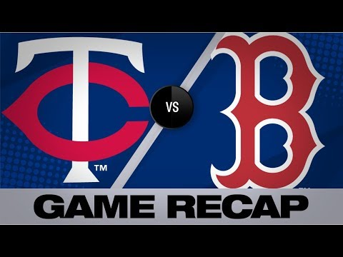 Betts' 2 homers, Rodriguez lead Sox | Twins-Red Sox Game Highlights 9/4/19