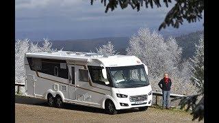 Eura Mobil Integra I  890 QB: un camping-car super-luxe de 9 mètres de long