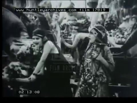 Army of Cyrus and Babylonian War Drama, 1916 - Film 17819
