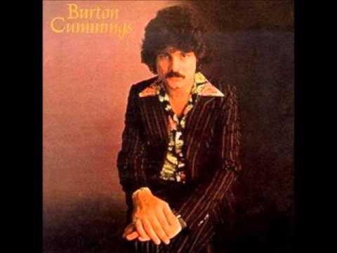 Burton Cummings - Your Back Yard     76