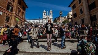 Vlog-8 Италия Рим(Проект http://kaknamtam.ru о нашем опыте переезда в Европу на ПМЖ. Vlog №8 Италия Рим Если вам понравилось это видео..., 2013-04-27T13:41:37.000Z)