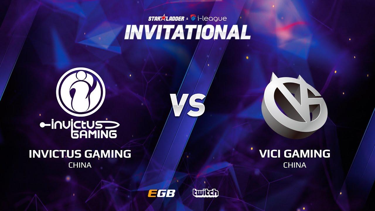 IG vs VG, Game 2, SL i-League Invitational S2, CN Qualifier