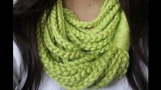 Gambar cover Связать шарф за 20 мин. Очень просто и легко