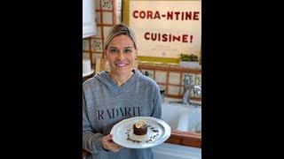 CORA-ntine Cuisine: Chocolate Budino