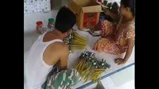 Mainan Anak anak Dari Desa Karanganyar Jepara Masih Bertahan