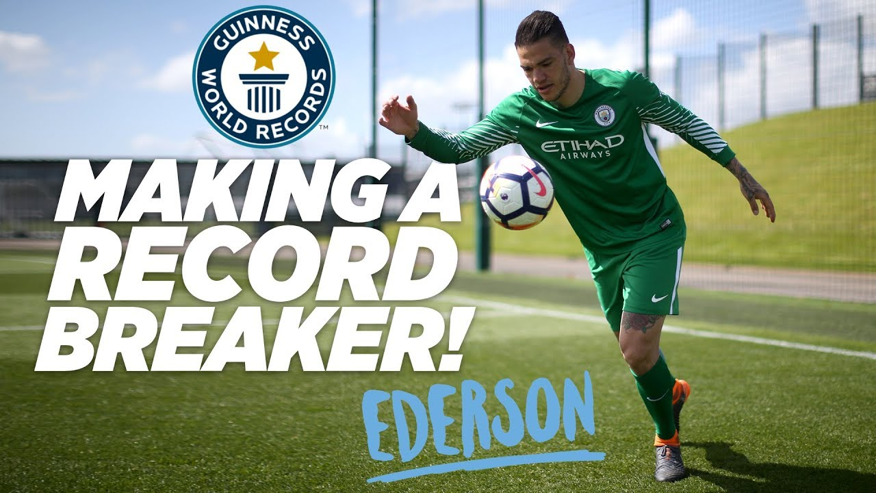 MAKING A RECORD BREAKER | EDERSON DE MORAES | Guinness World