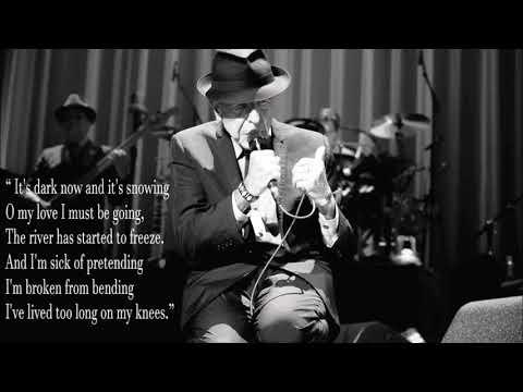 Leonard Cohen - Light as the breeze (Album: The Future)