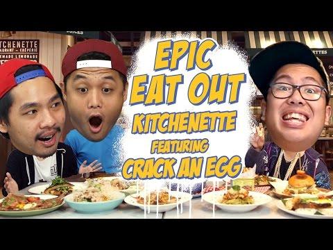 Epic Eat Out #10: Makan Bareng Crack An Egg Di Kitchenette  PUTRA SIGAR