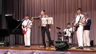 香港道教聯合會鄧顯紀念中學三十周年校慶 石sir 表演(3)