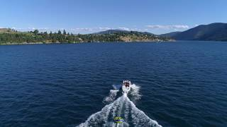 Biking and Boating in the Wenatchee Valley Area