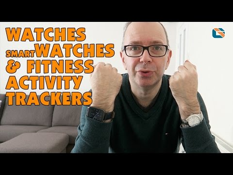 Watches Smartwatches & Fitness Activity Trackers