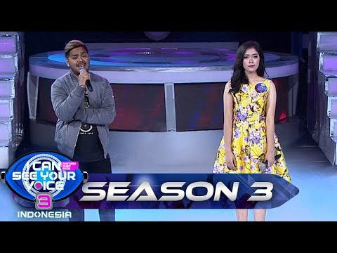 AMAZING!! Abdul Idol Duet Dengan QUEEN PARTY [KARENA KU CINTA KAU ] - I Can See Your Voice (30/6)