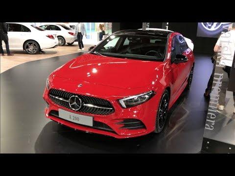New Mercedes A Class 2019 In Car Tech Revealed Finall Doovi