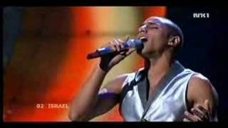 Boaz Mauda Eurovision 2008 בועז מעודה - כאילו כאן אירוויזיון