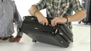 Rimowa Salsa Deluxe   Cabin Multiwheel® IATA Oriental Red   Robecart.com Free Shipping BOTH Ways
