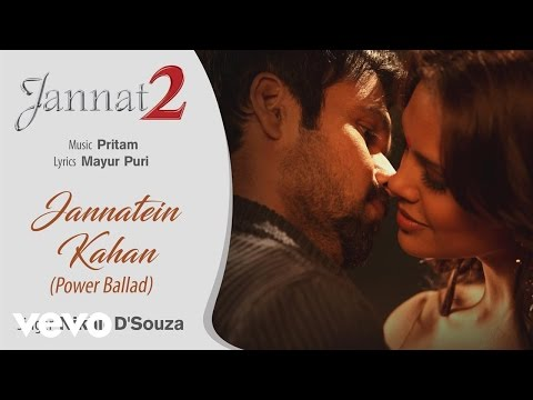 Jannatein Kahan - Power Ballad - Official Audio Song | Jannat 2| Pritam