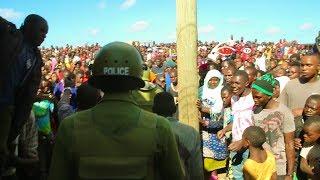 Mchawi akamatwa akiwanga ndani ya nyumba ya mtu live Mjini Tunduma