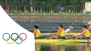 United States win Women's Eight Olympic gold | Beijing 2008