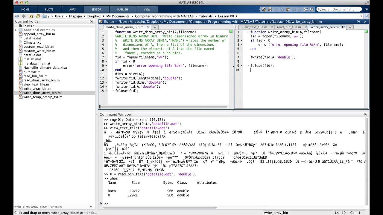 Lesson 8 4 Binary Files (new version)
