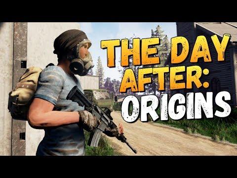 НОВАЯ УГАРНАЯ ВЫЖИВАЛКА - The Day After : Origins