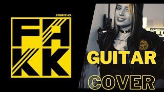 Eisbrecher - Fakk Guitar Cover [4K]