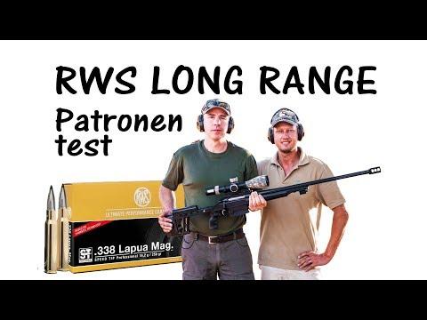 RWS SPEED TIP PRO | Der ultimative Jagdpatronen-Test bis 1.650 Meter mit ORSIS T 5000