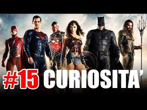 JUSTICE LEAGUE | 15 curiosità sul film del DC Extended Universe