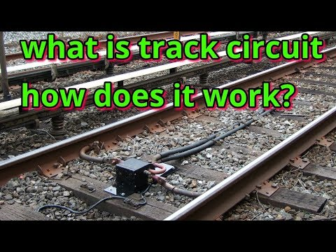 what is track circuit? how does it work
