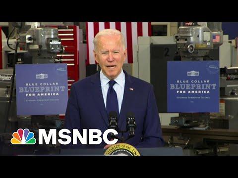 'It's Part of An Assault on Democracy': Biden Reacts to Texas Bill