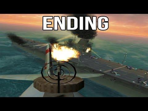 Medal of Honor Rising Sun Gameplay Walkthrough Part 7 - ENDING - Supercarrier Sabotage