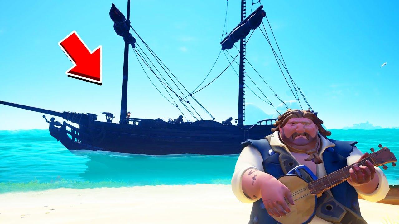 最強の海賊船に乗ってサバイバルしてみた!?