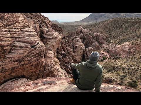 EXPLORING RED ROCK CANYON!!