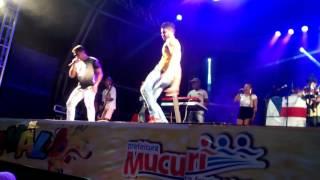 Paredão de Metralhadora - Os Baladeiros em Mucuri/BA (Carnaval 2016)