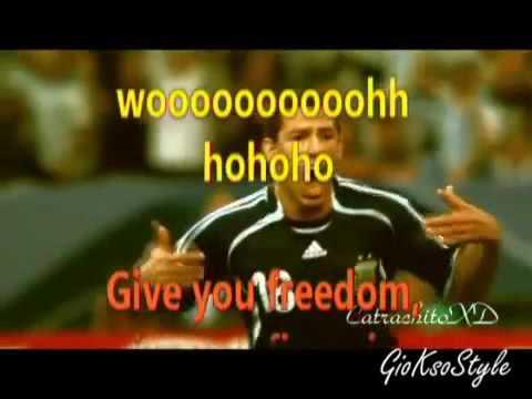 Karaoke Knaan Wavin Flag