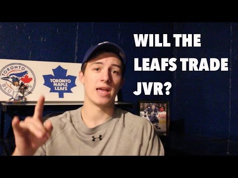 Will the Leafs trade JVR?