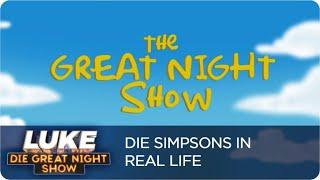 LUKE! Das TV und Ich: Simpsons-Intro | LUKE! Die Greatnightshow