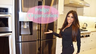 Fridge & Freezer Organization ✨ Samsung, 4 -Door Flex, Energy Efficient