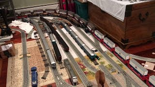 Model Railroad Bloopers [Interlocking Failure & Train Crash]